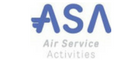 Emprego ASA - Air Service Activities