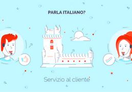 Servizio al cliente – Italiano (M/F)