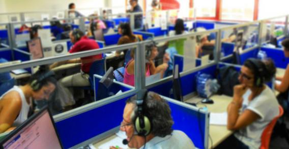 Operador Call Center – Damos formação inicial (M/F) Lisboa