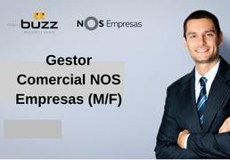 Gestor Comercial NOS Empresas (M/F)