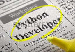 Python Developer (M/F)