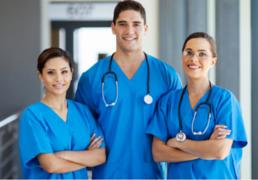 Técnicos Auxiliares de Saúde (M/F)