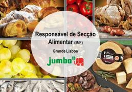 Responsável de Secção Alimentar (M/F) Grande Lisboa
