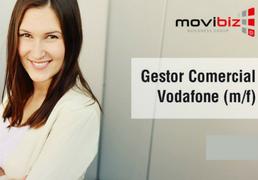 Gestor Comercial Vodafone Empresas (M/F)
