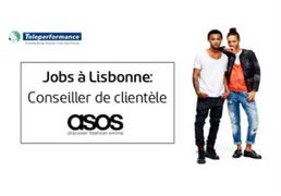 Conseiller de clientèle – ASOS (H/F)