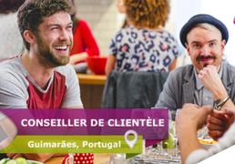 Conseiller Clientele (M/F) Guimarães